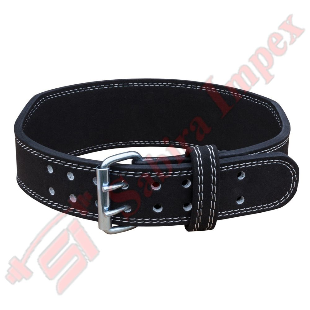 8MM DOUBLE PRONG WEIGHTLIFTING BELT