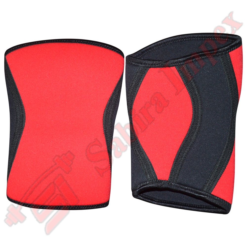 NEOPRENE KNEE AND ELBOW SLEEVES