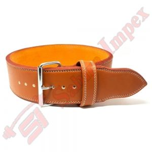 SINGLE PRONG POWER BELTS (PU LEATHER)